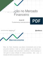 Fundamentos macroeconômicos