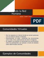 La Red Humana por Javi