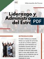 Curso Liderazgo y Administración del Estrés