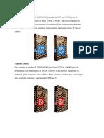 Cemento clase D y Cemento clase E - ROMAY.docx