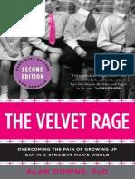 The Velvet Rage (Gay Self-Esteem and Confidence)