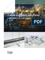 B-Line series cable support solutions.pdf