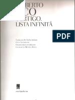 Umberto Eco Vertigo Lista infinita.pdf