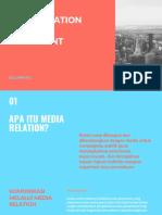 Media dalam mArketing PR