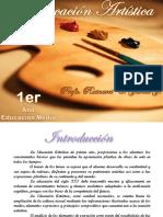 Educación Artística 1er Año