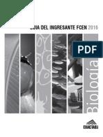 Guia Del Ingresante Biologia 2016 Web