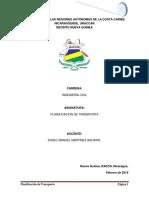 PLANIFICACION DE TRANSPORTE CLASE 1.docx