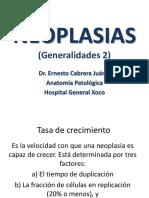 Oncología Introducción Segunda Clase Resumen 2019