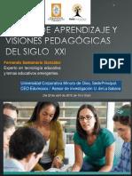 Teoriasdeaprendizajeyvisonespedagogicasdelsigloxxicartagena 150430171249 Conversion Gate01 Converted
