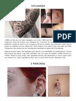 Tatuagens e Piercings.docx