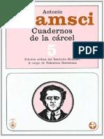 Gramsci, Antonio. - Cuadernos de la Carcel. Tomo 5 -1999-.pdf
