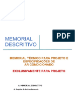 Memorial descritivo Ar Condicionado - projeto.docx