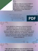 Kejayaan Melaka Sebagai Sebuah Kuasa Entrepot Yang Penting-1