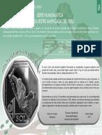 BCR pone en circulación moneda de S/ 1 alusiva al mono choro cola amarilla