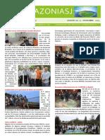 Carta mensual Pan-Amazónica N.21