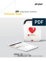 Lifepak CR2 AED