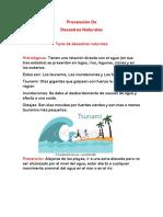 Prevención De Desastres Naturales.docx