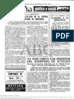 ABC. MATANZA DE ATOCHA, 1977.