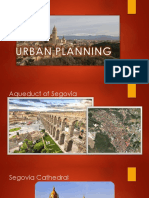 urban Planning & Education in SEGOVIA