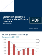 Economic Impact of Portuguese Guarantee