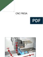 CNC FRESA