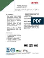 Forza Turbo 25w50 API Cf-4_v1 08.05.18