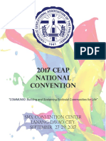 2017 Ceap National Convention