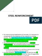Steel Reinforcement.ppt