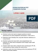 Masterplan TPS 3R Pacitan