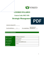 MGT450 Strategic MGT Syllabus.docx