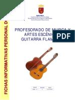 87186 Guitarra Flamenca