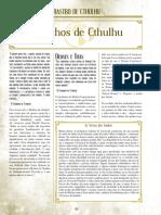 Rastro de Cthulhu - Preview 3