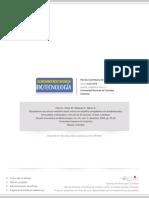 7 Ossa y Marquez 2005 Biooxidación de Sulfuros Mediante Cepas Nativas de Acidofilos Compatibles