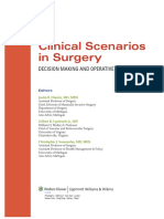 Clinical scenarios in surgery _ decision making and operative technique-Wolters Kluwer H.pdf