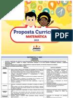 Proposta Matemática (1º Ao 5º Ano)