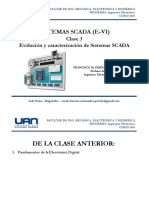 03 Sistemas SCADA - Evolucion Caracterizacion Sistemas SCADA