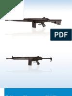 7.62 mm G3 Automatic Rifle