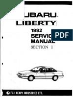 FULL 1992 Service Manual incl Turbo.pdf