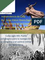 Unidad 6 Independencia de Cuba - Jorge E Rivera