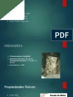 Formación de la Krennerita.pptx