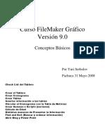 Curso FileMaker Grafico