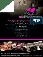 S2 Wedding Solutions PDF