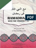 Ramadan with the Prophet - 1999 - By Muhammad Musa Nasr