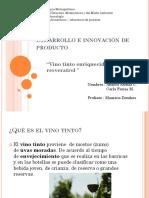 Desarrollo e Innovación de Producto