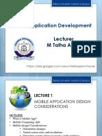 01-MobileApplicationDesignConsideration