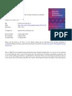 Energy ımpact and eco-effıcıencyof the envelope ınsulatıon ın resıdentıal buıldıngs ın Turkey.pdf