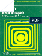(Feu vert Série Technique) Barbey, Yvette-Dessin technique _ B.E.P. industriels, C.A.P. dessinateur-Hachette (1979).pdf