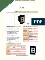 Temporizadores Analogos on Delay Doble 76245 Atdv Yc Ebchq Catalogo Ingles
