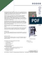 Manual Actuator C.1.09.01-3
