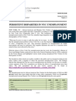Liu Unemployment Disparity Report